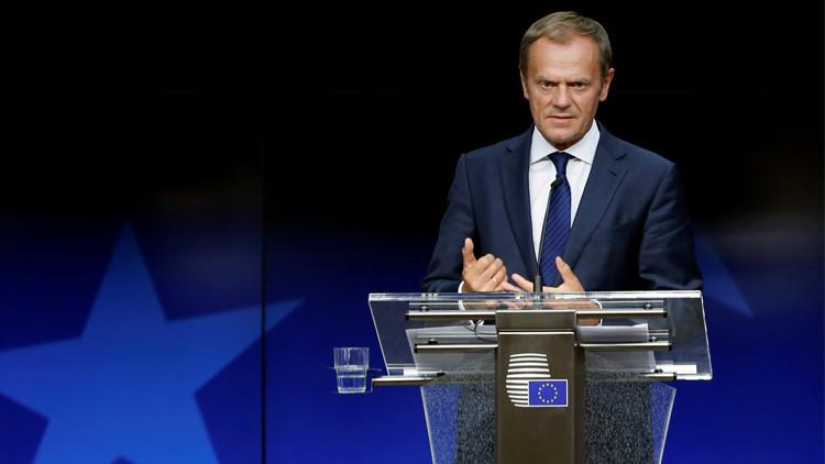 توسك: بريطانيا لا يمكنها الحصول على سوق أوروبية مشتركة