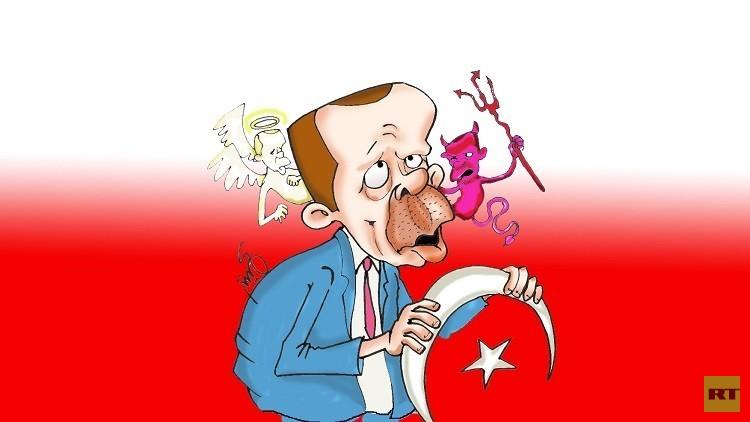 معركة حلب بين اعتذار أردوغان .. وأسفه!