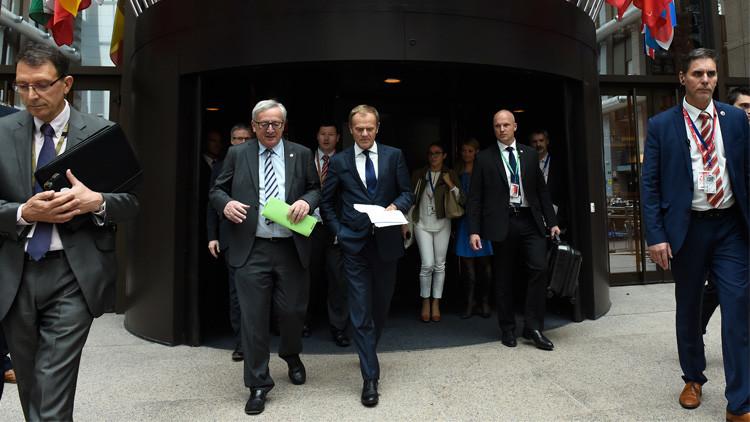 الاتحاد الأوروبي حاول إخافة لندن
