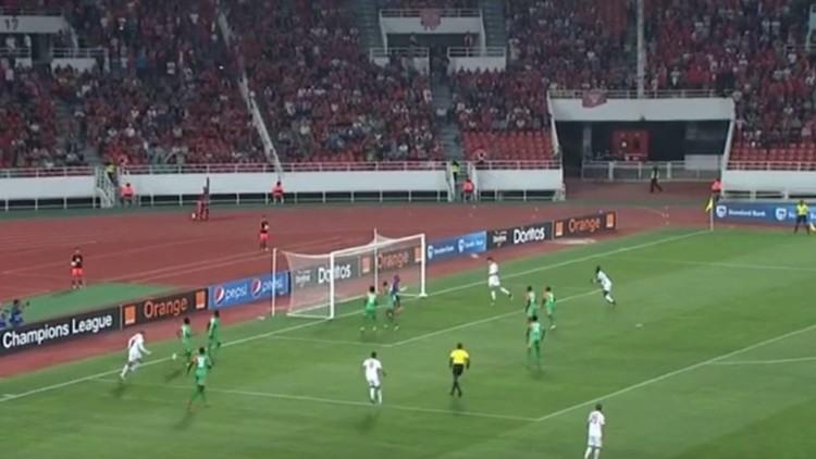 الوداد المغربي يهزم زيسكو الزامبي بدوري الأبطال