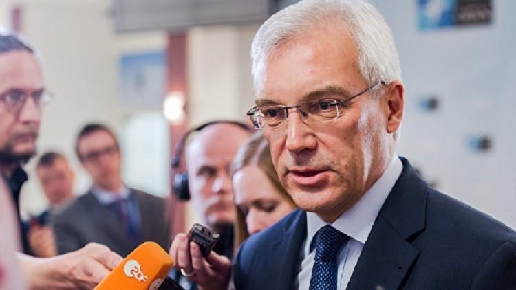 سفير روسيا لدى الناتو: نحن ضد انخراط الحلف في سوريا