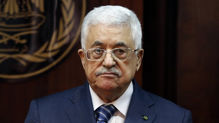 عباس يتراجع عن اتهام حاخامات إسرائيليين بتسميم مياه الفلسطينيين