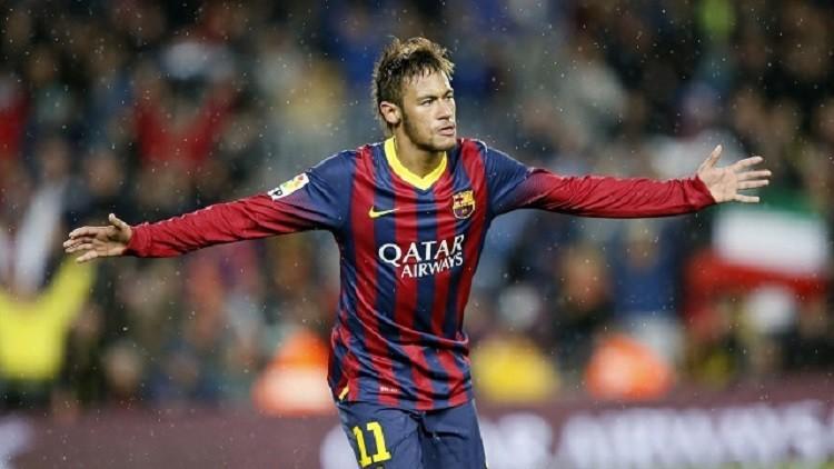نيمار يستمر مع برشلونة