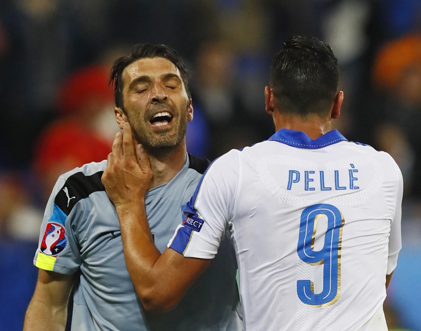 إيطاليا لحسم تأهلها باكرا من بوابة السويد في اليورو
