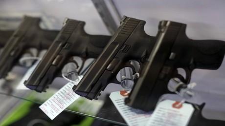 تجارة الأسلحة في الولايات المتحدة