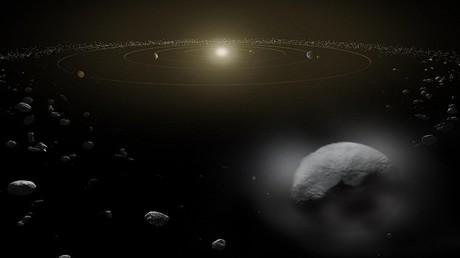 روسيا..اختراع  أول تلسكوب يكشف عن مخاطر الكويكبات