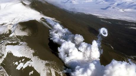 بوابة الجحيم في آيسلندا يمكن أن تنفجر في أي لحظة