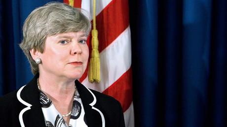 روز غوتمولر أول امرأة تتولى منصب نائب أمين عام الحلف الأطلسي