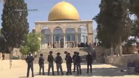 حملة اعتقالات واسعة في القدس