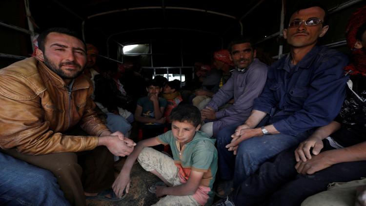 البيت الأبيض يناشد القطاع الخاص مساعدة اللاجئين