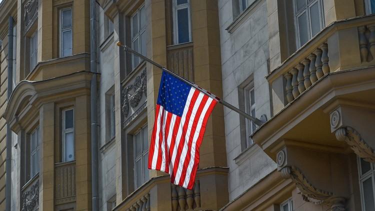 الولايات المتحدة تشتكي من اعتداء في موسكو