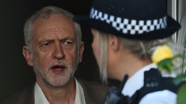 حزب العمال البريطاني تحت مطرقة معاداة السامية