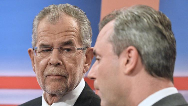 النمسا تقرر إعادة إجراء انتخابات الرئاسة