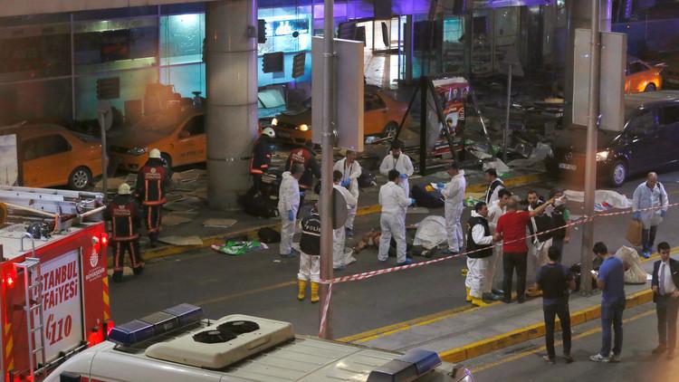 وكالة تركية: اثنان من منفذي تفجيرات