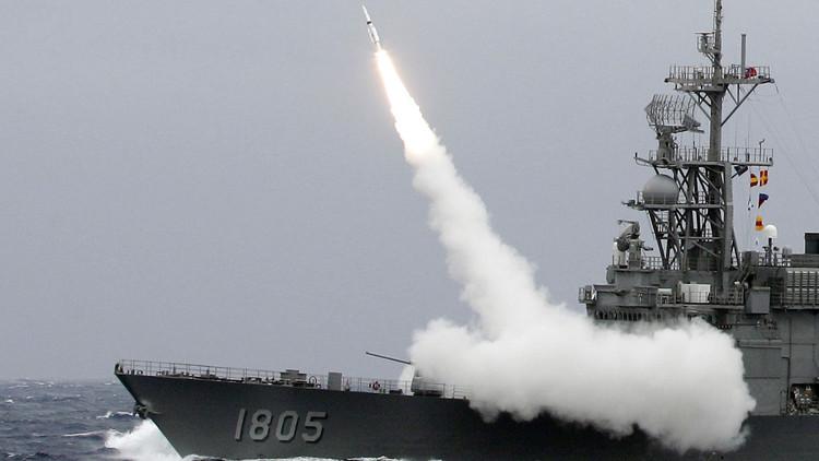 عن طريق الخطأ.. تايوان تطلق صاروخا باتجاه الصين