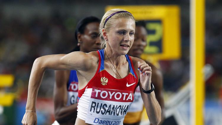 مخبرة المنشطات الروسية تشارك في أولمبياد