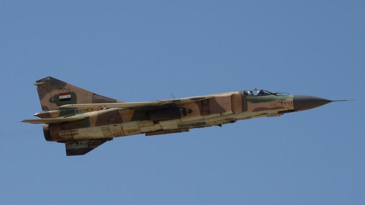 الجيش السوري يقول إن مسلحي