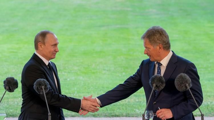 بوتين: سنحاول بدء الحوار مع الناتو رغم توسعه باتجاه حدودنا