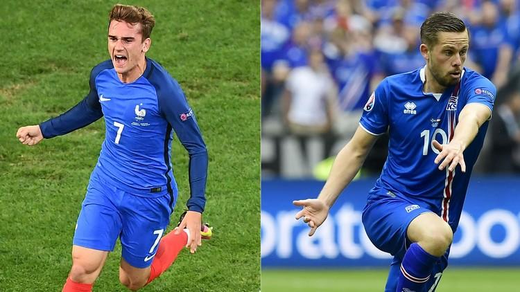 إيسلندا تتوعد فرنسا .. (صور)