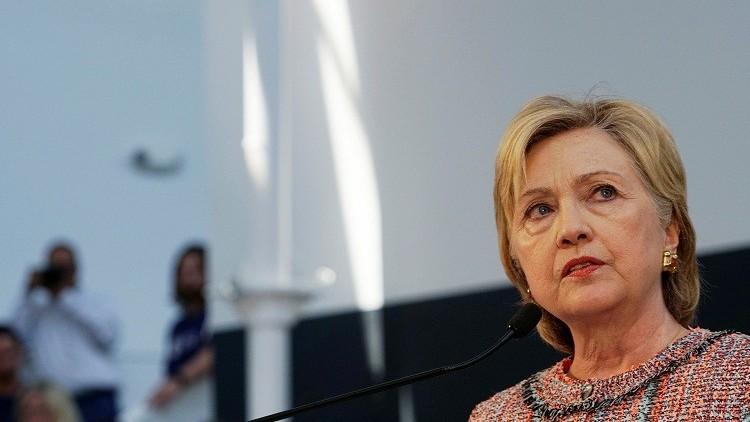 كلينتون تدلي بشهادتها في قضية البريد الإلكتروني