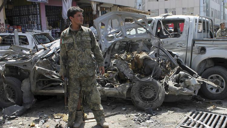 مقتل 9 أشخاص في هجومين منفصلين في أفغانستان