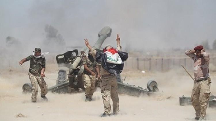 الجيش العراقي يحرر 3 قرى من قبضة داعش