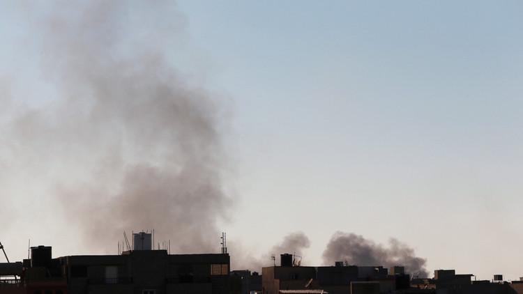 مقتل شخصين وجرح سبعة في مدينة بنغازي الليبية