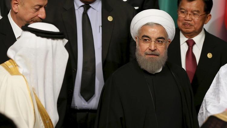 روحاني يطالب بمحاكمة المشتبه بهم في اقتحام السفارة السعودية