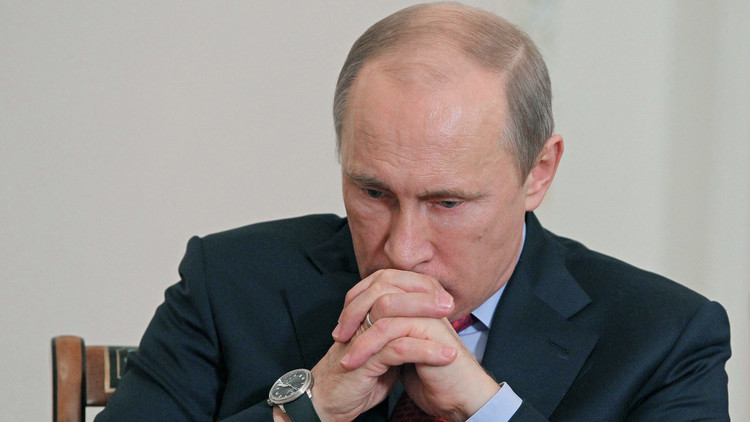 بوتين يعزي العراق شعبا وقيادة في تفجير الكرادة