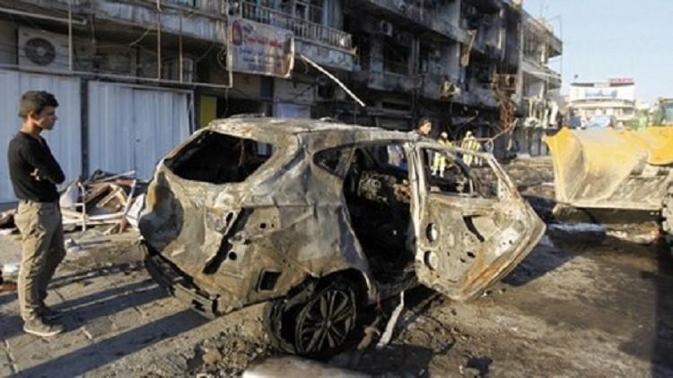 الأمن العراقي يفكك سيارة مفخخة في ديالى