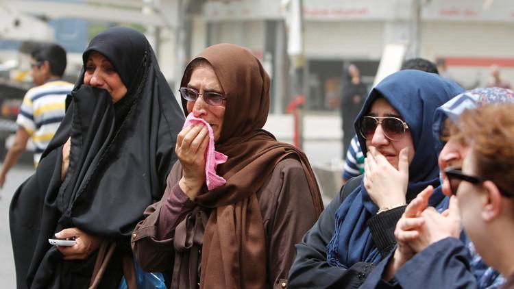 أ ف ب: ارتفاع حصيلة ضحايا تفجير الكرادة إلى 213 شخصا