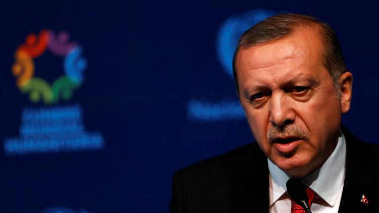 أردوغان يكشف عن جنسيات المتورطين في تفجيرات