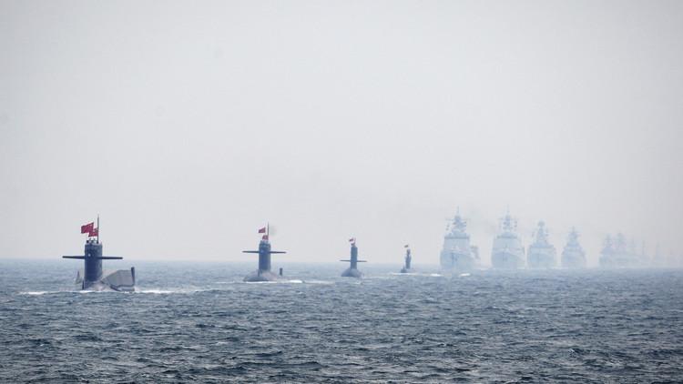 الأسطول الصيني سيدافع عن الأرض من محكمة لاهاي