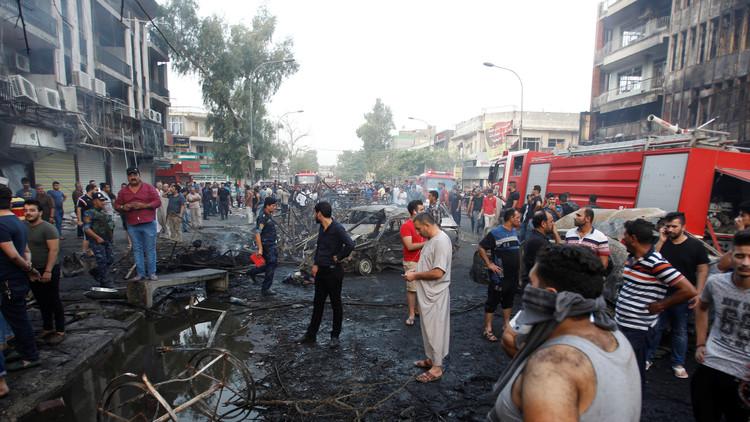هجمات بغداد: