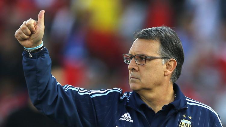 رسميا .. مارتينو يستقيل من تدريب منتخب الأرجنتين
