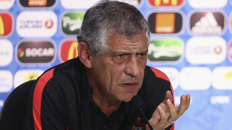 يورو 2016.. سانتوس يرفض رؤية البرتغال مرشحة للفوز على ويلز