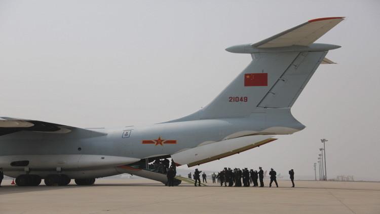 سلاح الجو الصيني يدخل طائرة نقل جديدة إلى الخدمة