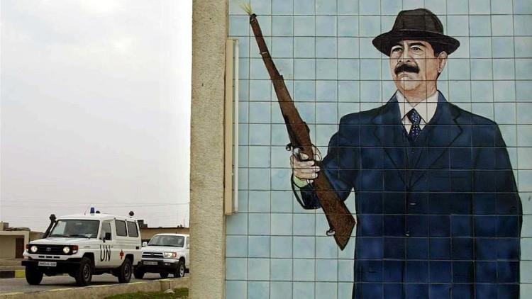 ترامب يشيد بالرئيس العراقي الراحل صدام حسين