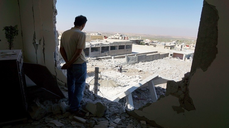 هدنة شاملة في سوريا لمدة 72 ساعة