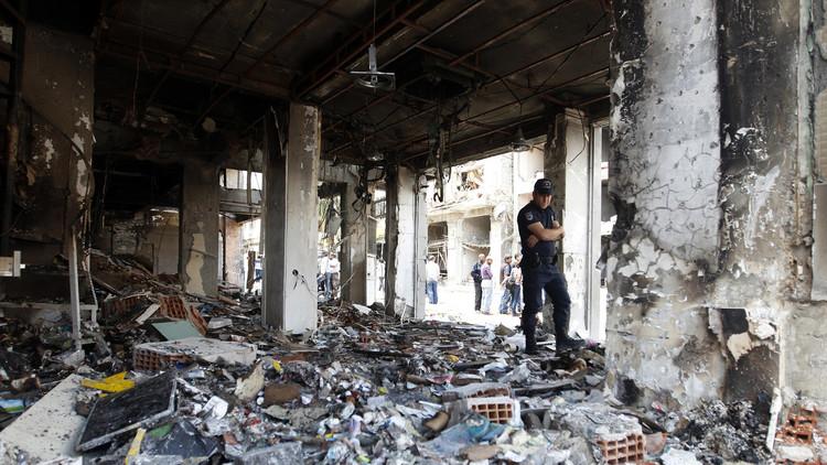 مقتل مواطنين سوريين في الريحانية التركية أثناء تصنيعهما متفجرات