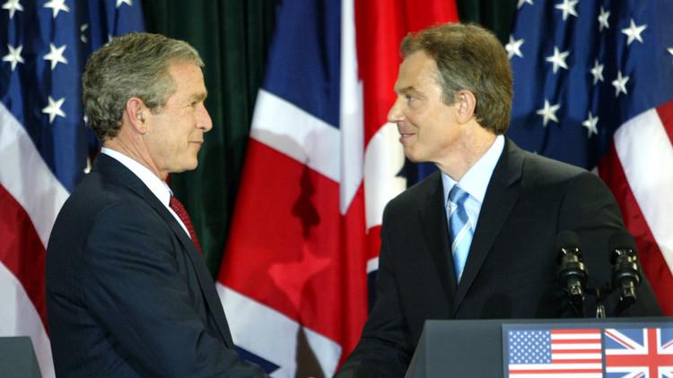 بوش غير نادم على غزو العراق