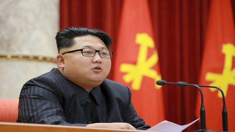 ترحيب بإدراج الزعيم الكوري كيم على اللائحة السوداء