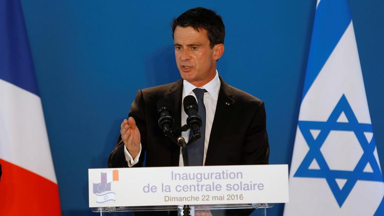 صحيفة فرنسية: إسرائيل تنصتت على فالس ووفده