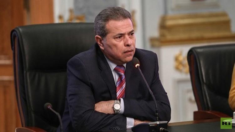 السلطات المصرية تلقي القبض على توفيق عكاشة