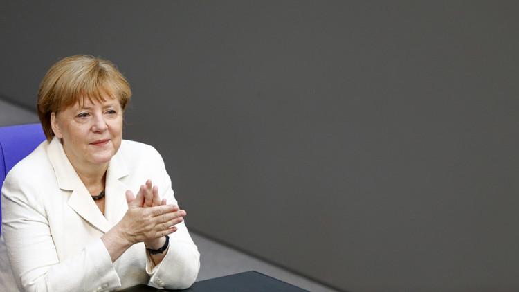 ميركل: روسيا ضرورية لضمان الأمن الأوروبي