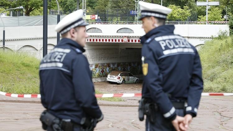 اعتقال قريب أباعود في ألمانيا