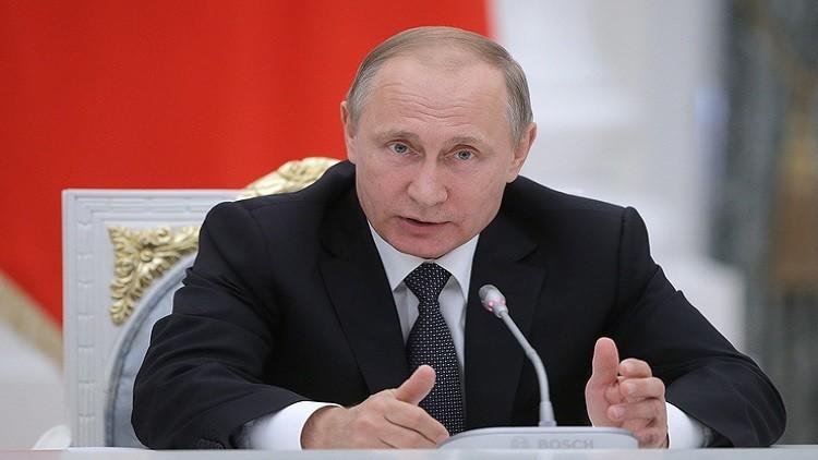 بوتين يصدر مرسوما لإنشاء مركز عمليات لضمان أمن المونديال
