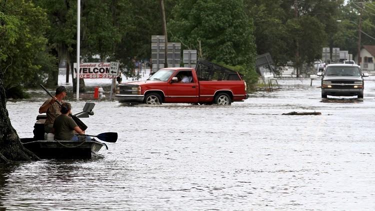 الطوارئ في تينيسي الأمريكية بسبب الفيضانات