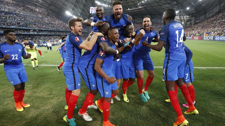 فرنسا تقصي ألمانيا وتواجه البرتغال في نهائي اليورو - فيديو