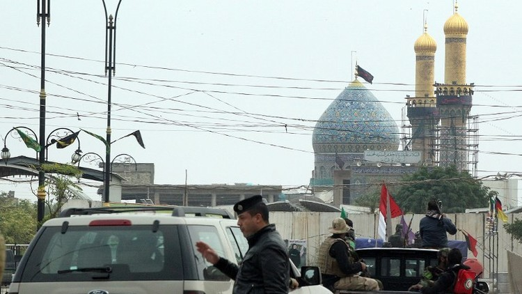 حصيلة تفجيرات بلد في صلاح الدين تصل إلى 35 قتيلا